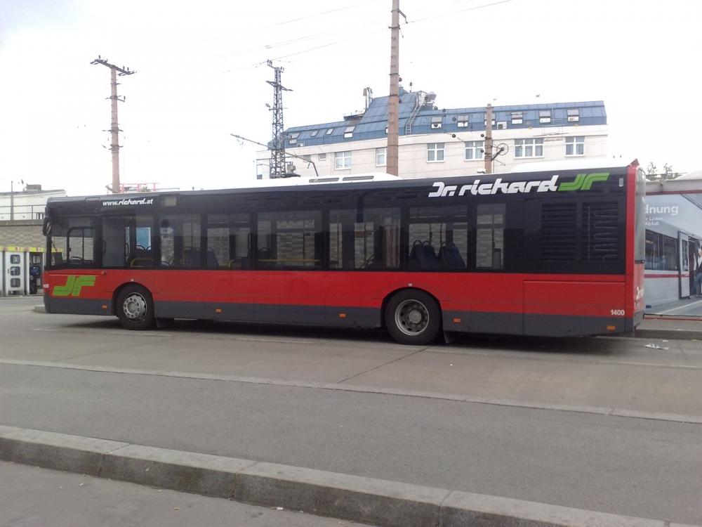 VK Modelle Stadtbus Solaris U12 Dr.Richard Wien